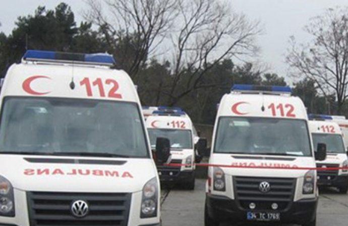 Kışlada bir zehirlenme olayı daha! 143 asker hastaneye kaldırıldı