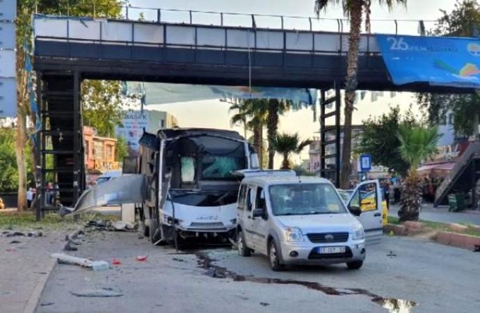Adana'da polis aracına düzenlenen bombalı saldırıyı MLKP üstlendi
