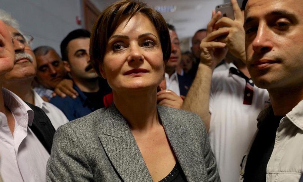 Canan Kaftancıoğlu'ndan hapis cezasına tepki: Gençler bugün ve daima ben de #susamam