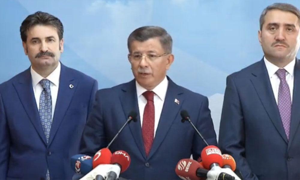 Yandaş medyadan Ahmet Davutoğlu'na ekran ambargosu!