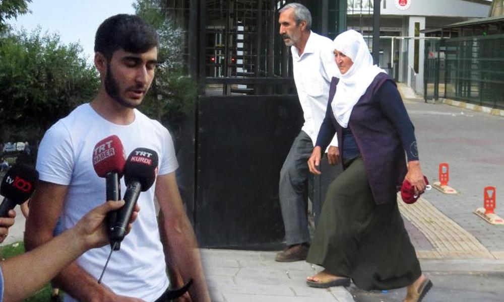 Annesinin 'dağa kaçtı' diyerek HDP önünde eylem yaptığı gence, verilen ceza belli oldu