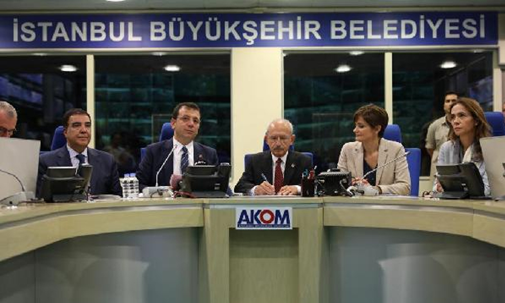 Kılıçdaroğlu ve İmamoğlu'ndan AKOM'da açıklama: Ne oldu o deprem vergileri?