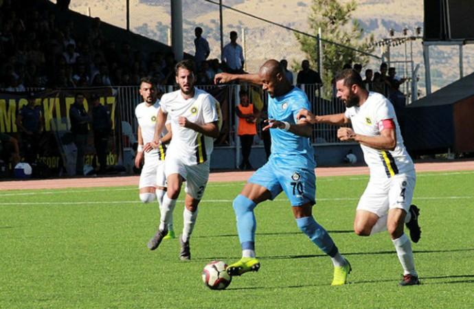 Altay lige döndü… Gözler Adanaspor maçında