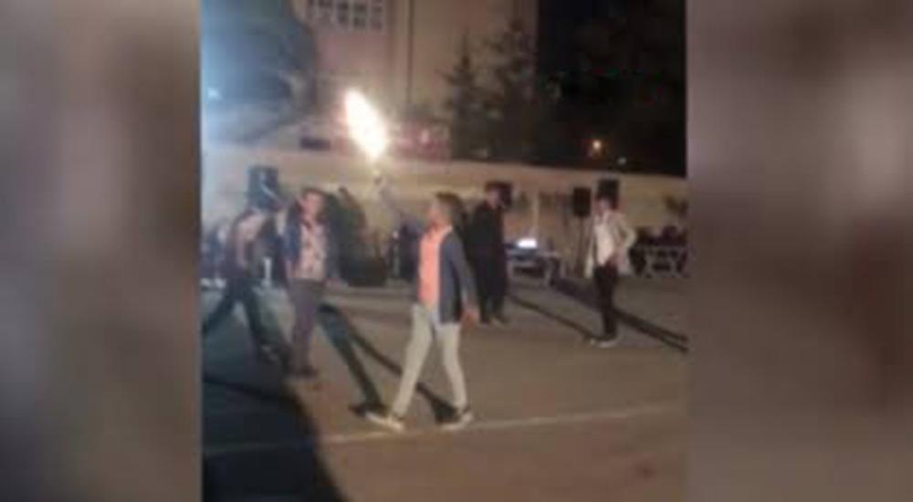 Kına gecesinde tepki çeken olay sonrası polis harekete geçti