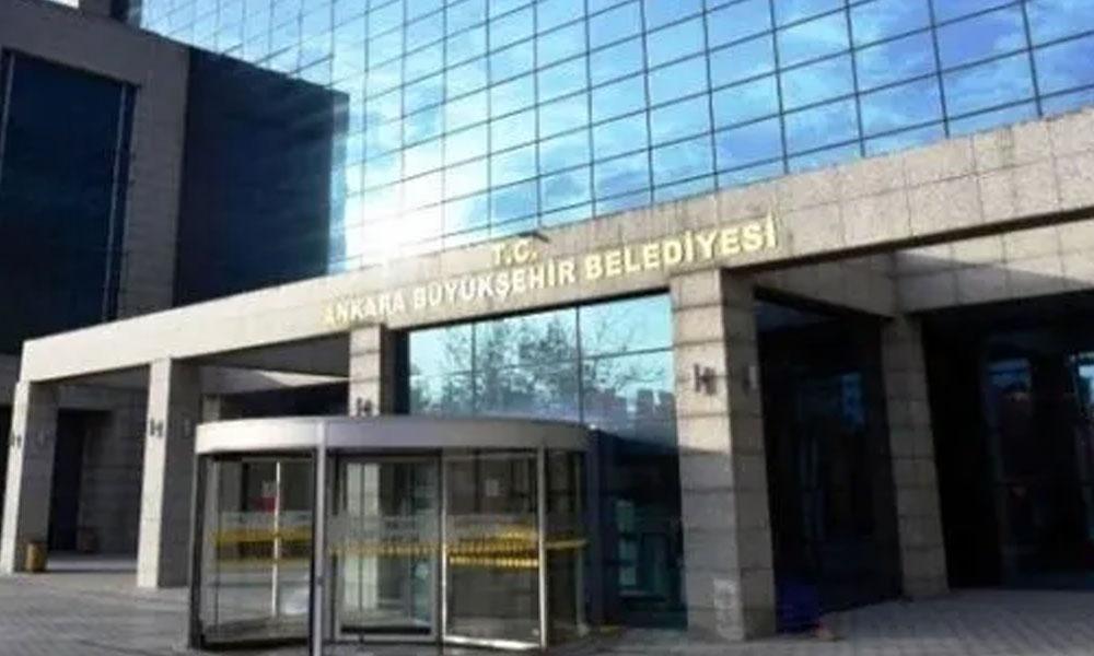 Ankara Büyükşehir Belediyesi'ne bağlı şirkete atanan eski hâkim, oğlunu istifa ettirdi