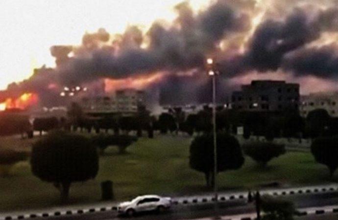Suudi Arabistan, Aramco saldırısından İran'ı sorumlu tuttu