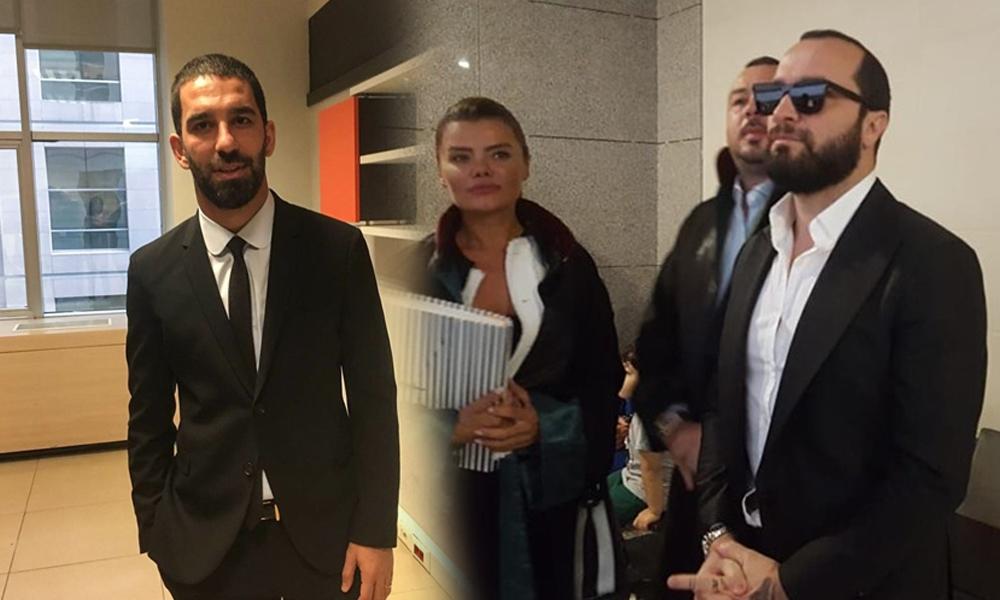 Arda Turan ile Berkay Şahin davasında karar çıktı