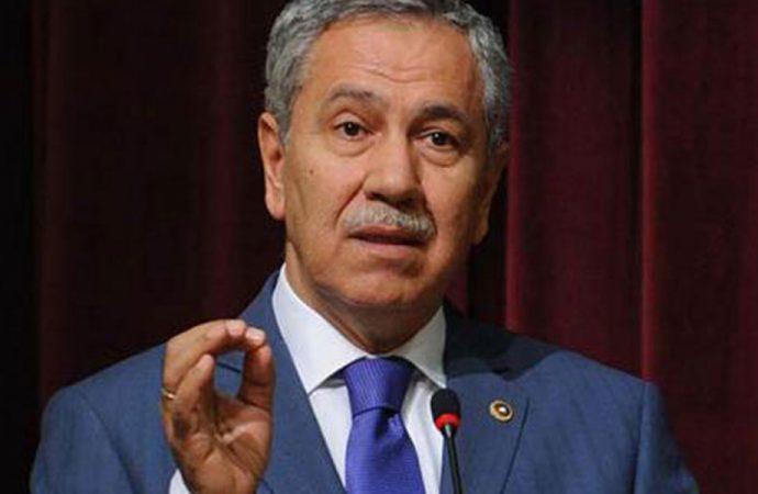 Arınç'tan 'Ahmet Türk açıklaması bizi bağlamaz' diyen Cumhurbaşkanlığı Sözcüsü Kalın'a yanıt
