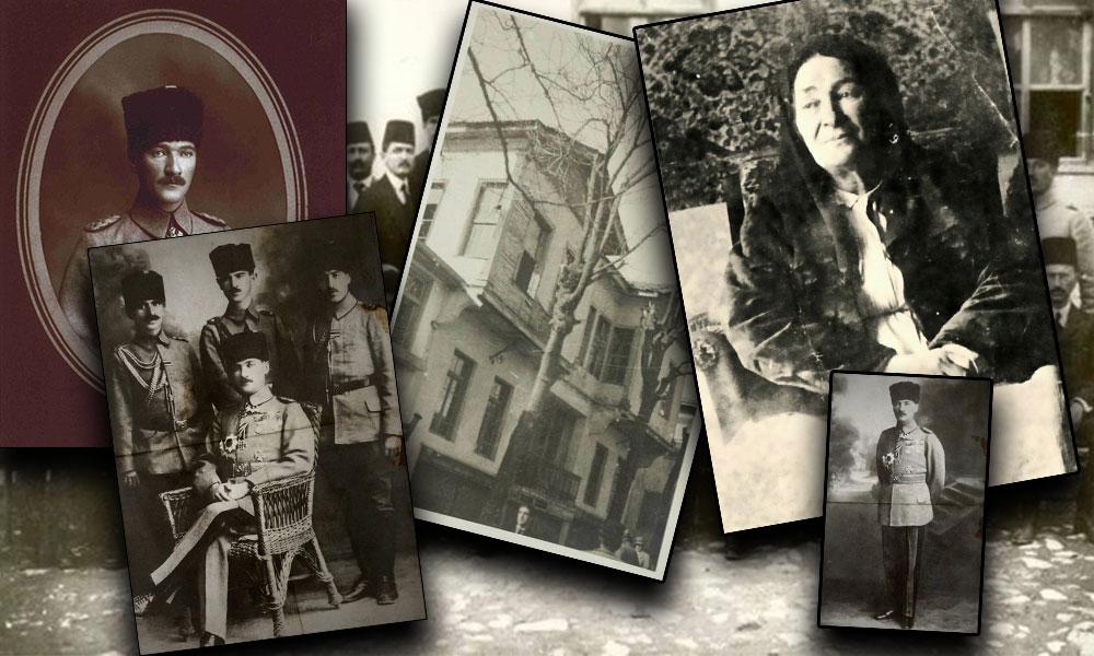 Atatürk'ün 57 yıllık ömrüne 57 fotoğraf; İşte hiç bilinmeyen görüntüler! Annesi, babası, öğretmeni…