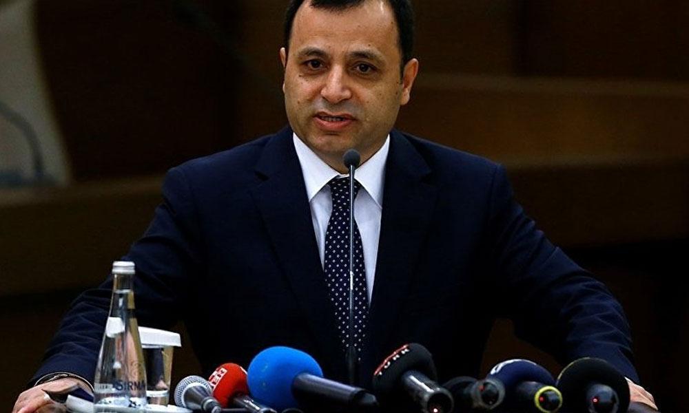 AYM Başkanı Arslan: Dünyada hiçbir Anayasa Mahkemesi'nin karşılaşmadığı iş yüküyle karşı karşıyayız