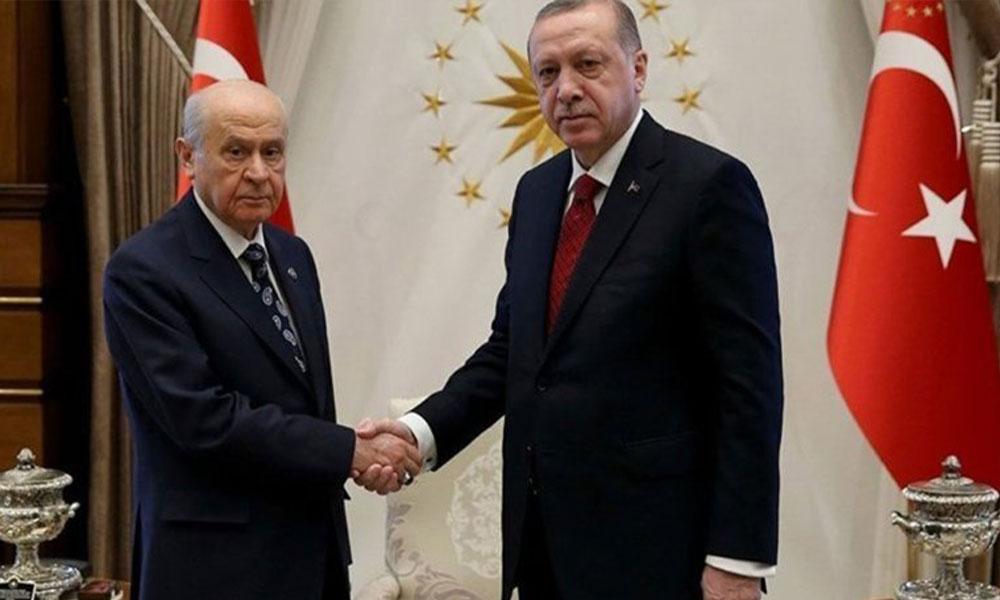Cumhur İttifakı'ndan neler oluyor? AKP'de Bahçeli çatlağı…