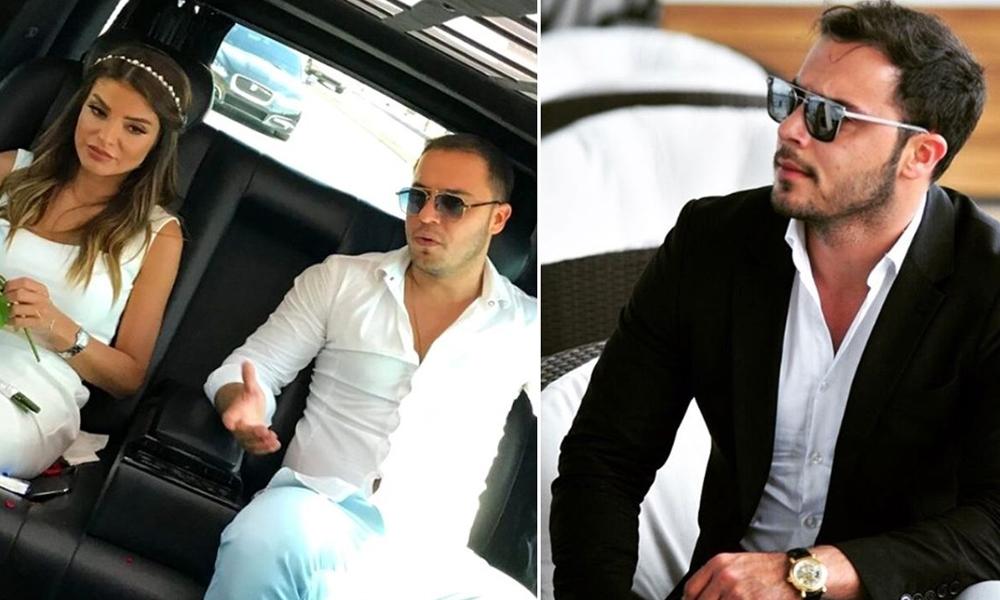 Avukat Ömer Gezen, sunucu Bircan Bali ile evlendi