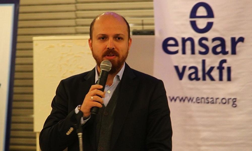 Bilal Erdoğan: Hedefimiz peygamberimizle cennette sohbete katılmak