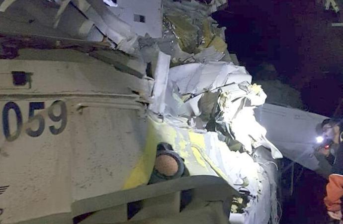 Bir tren kazası daha! 2 makinist hayatını kaybetti…