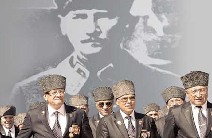 Bugün 19 Eylül Gaziler Günü…'Başkumandan Mustafa Kemal Paşa Hazretlerine gazilik ünvanı'