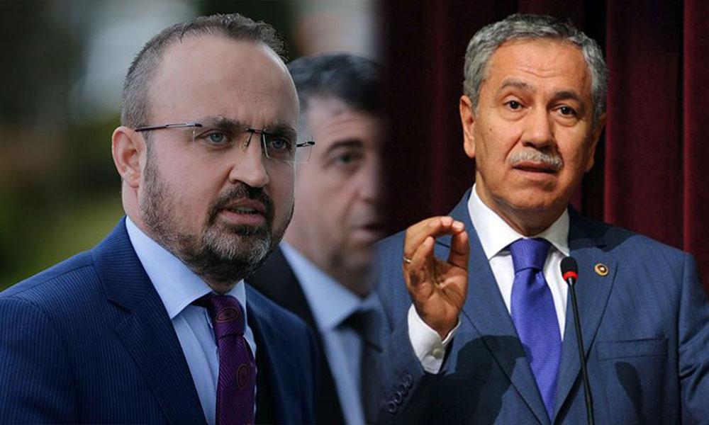 AKP içinde HDP tartışması! Bülent Turan'dan Bülent Arınç'a büyük tepki