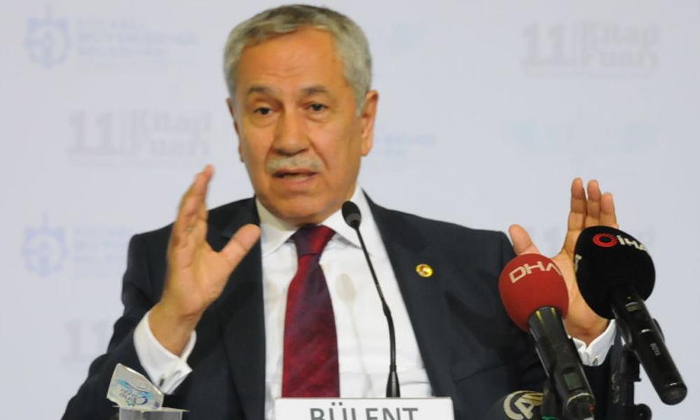 Bülent Arınç: Ahmet Türk'ü tanıyorum, terörle alakası yoktur