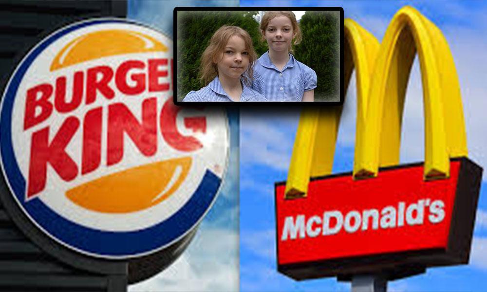 İki çocuk kampanya başlatmıştı! Dev fast food zincirlerinde bir dönem sona erdi…