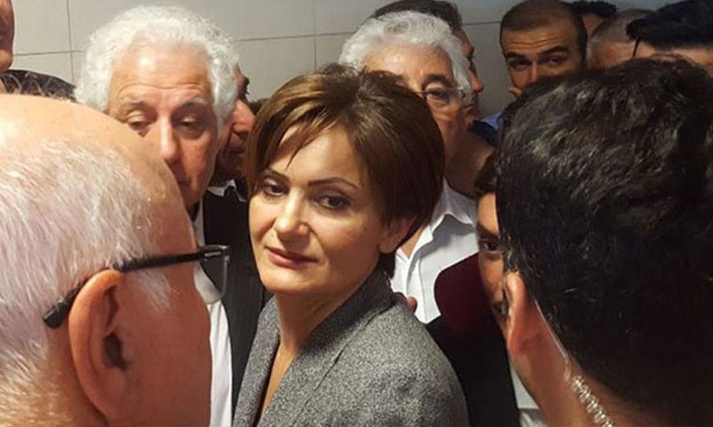 Canan Kaftancıoğlu'na 5 ayrı suçtan 9 yıl 8 ay 20 gün hapis cezası