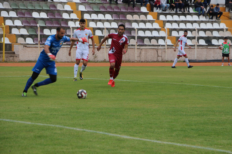 Tokatspor – Kızılcabölükspor: 1-2