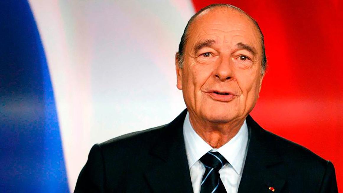 Jacques Chirac hayatını kaybetti