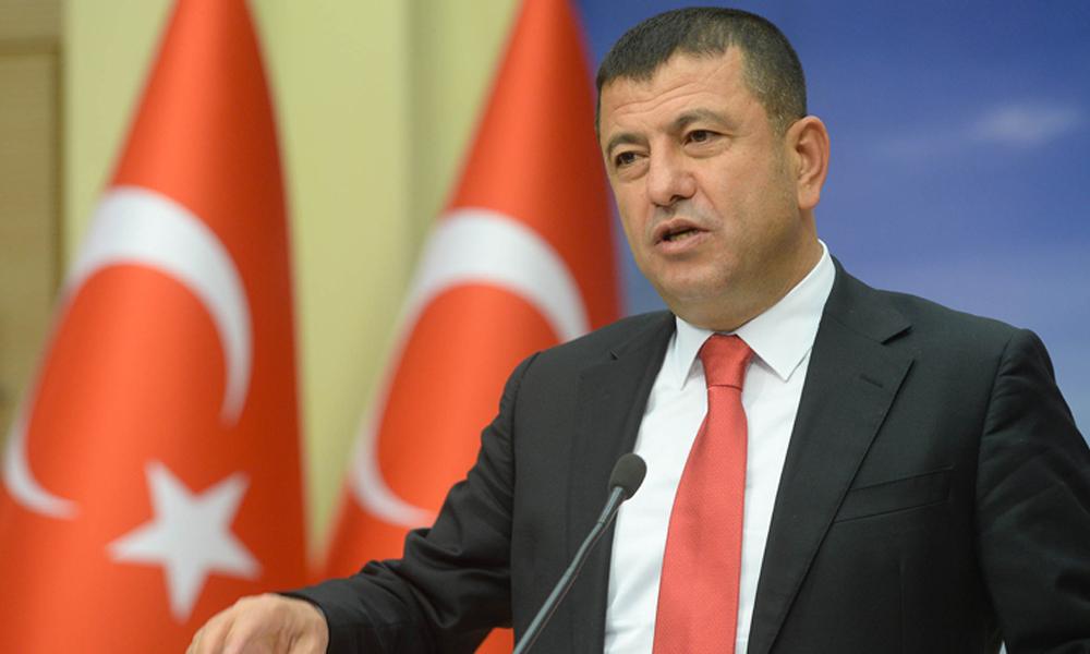 CHP'li Ağbaba: Suriye sorunu ancak Suriye yönetimi muhatap alınarak çözülebilir