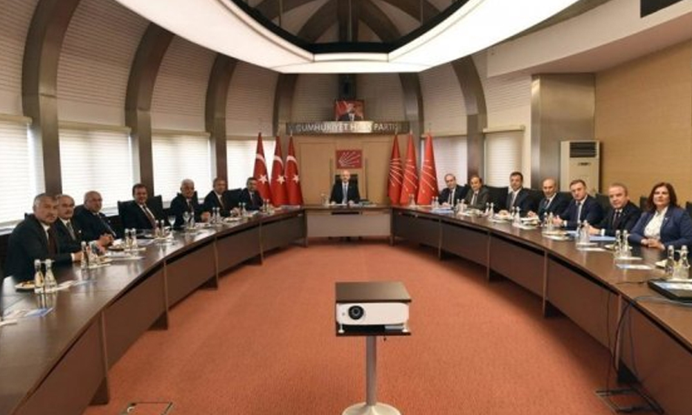 Erdoğan'la görüşen CHP'li başkanlardan 'işçi çıkarma' eleştirilerine yanıt!