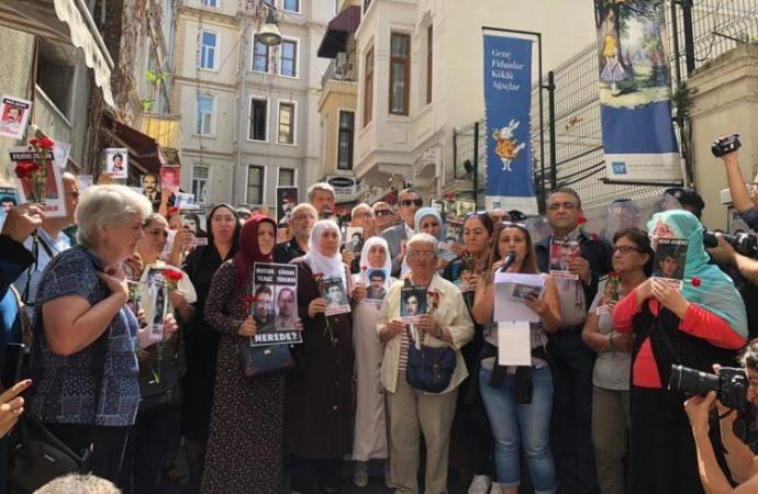 Cumartesi anneleri: Diyarbakır'daki annenin acısı çok büyük, onu bizden başka kimse anlayamaz