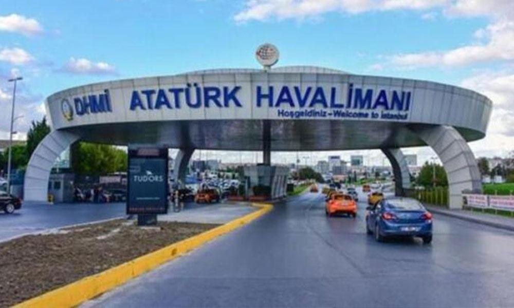 Atatürk Havalimanı ihaleye açıldı! Resmen yıkılıyor…