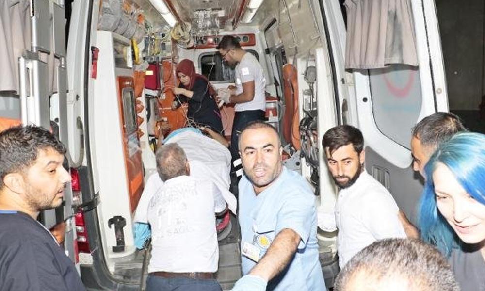 Diyarbakır'da patlama: 7 ölü ve 10 yaralı!