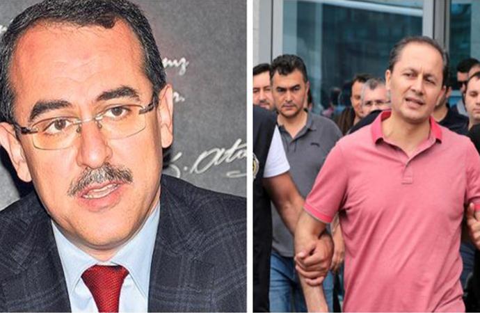 Eski Adalet Bakanı Sadullah Ergin, FETÖ tutuklusu İbrahim Okur'u mahkemede böyle savundu