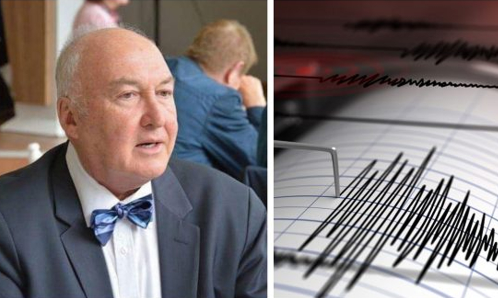 Jeofizik Profesörü Ercan: Bölge gergin, 5.5'e kadar deprem üretebilir