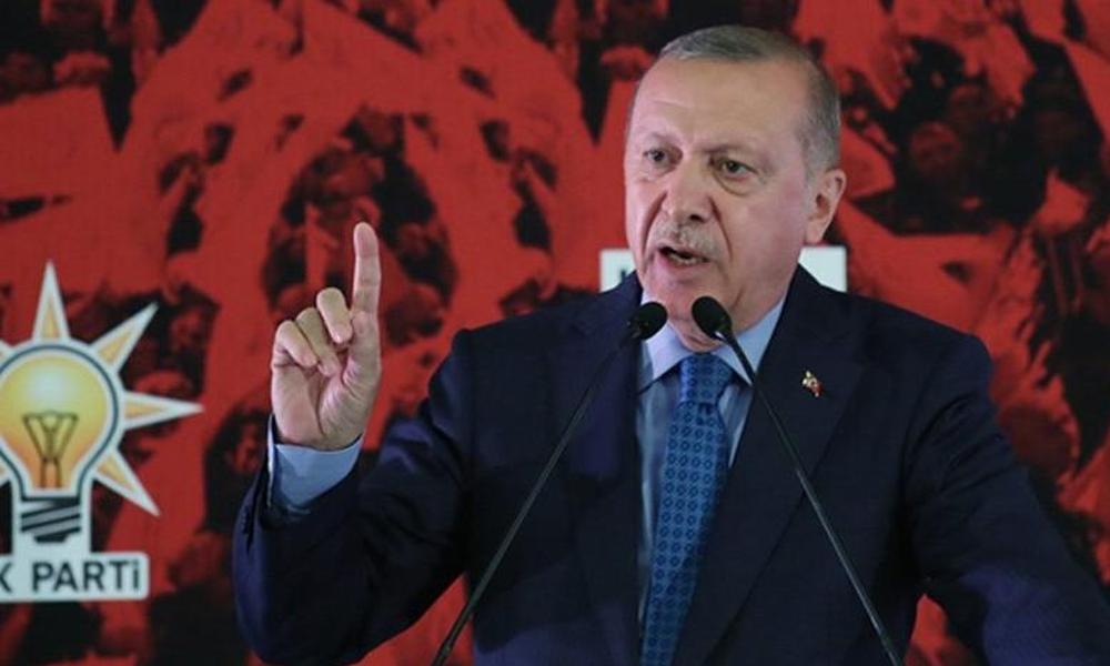 Erdoğan, Reuters'a konuştu: Bölgedeki barış için S-400 adımını atmak zorundaydık