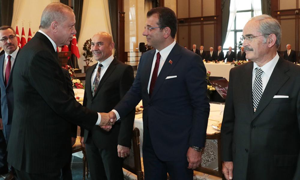 İmamoğlu'ndan başkanlar toplantısı sonrası açıklama: Ortak bir komisyon kurulacak