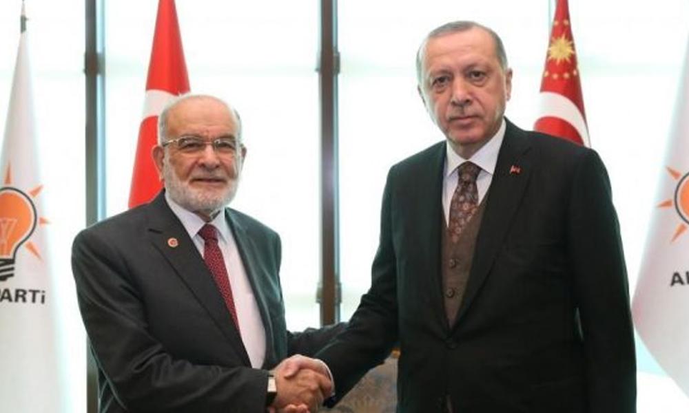 Karamollaoğlu, Erdoğan'la görüşmesinin detaylarını anlattı: Mağduriyetlerin gecikmeden giderilmesine ihtiyaç var