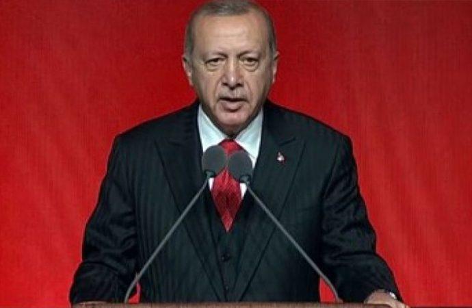 Erdoğan'dan işsizlik yorumu: Her üniversite bitirenin iş sahibi olması diye bir şey yok