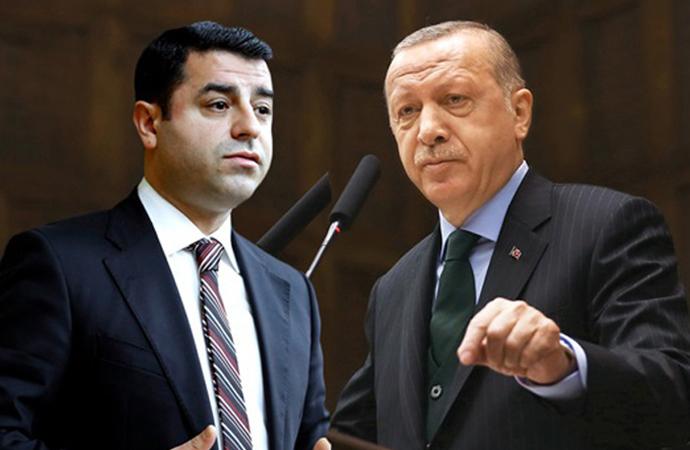 HDP'den 'Selahattin Demirtaş' açıklaması: 'Erdoğan talimat verdi'