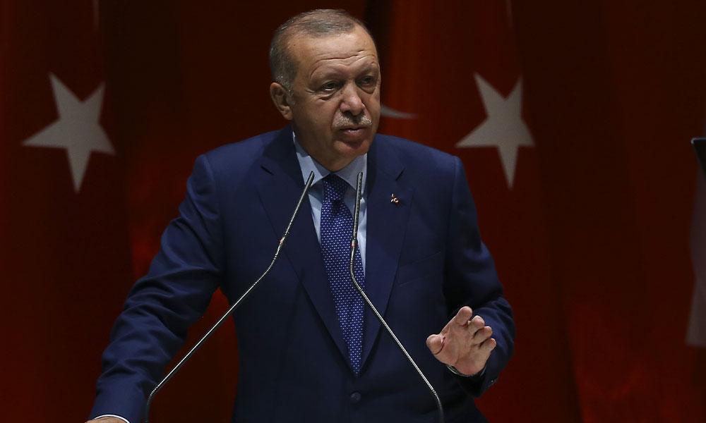 Erdoğan: Güvenli bölge olmazsa kapıları açarız…
