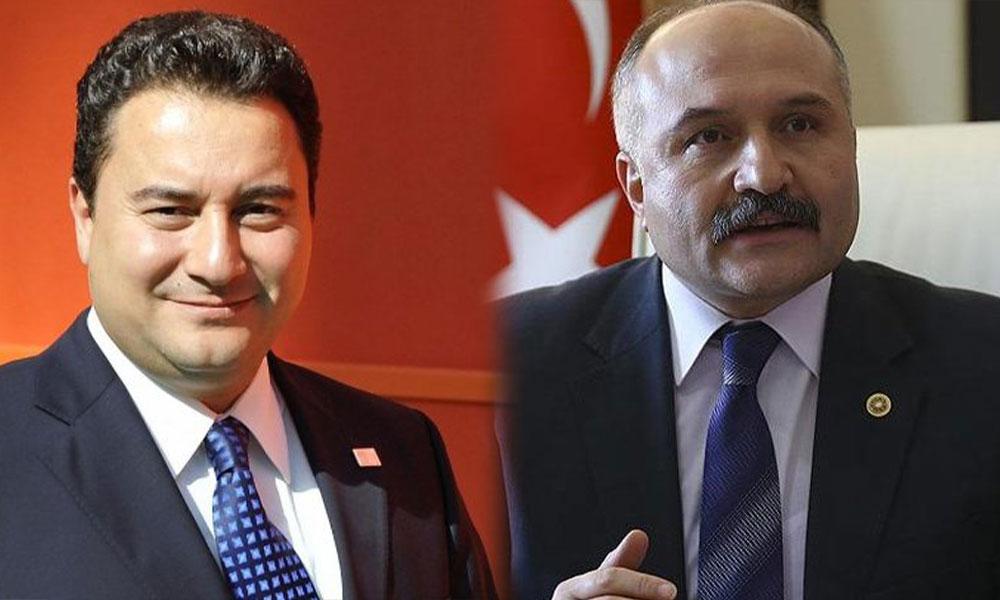 31 Mart öncesi MHP'den ihraç edilmişti! İşte Erhan Usta'nın Babacan'ın partisindeki görevi…