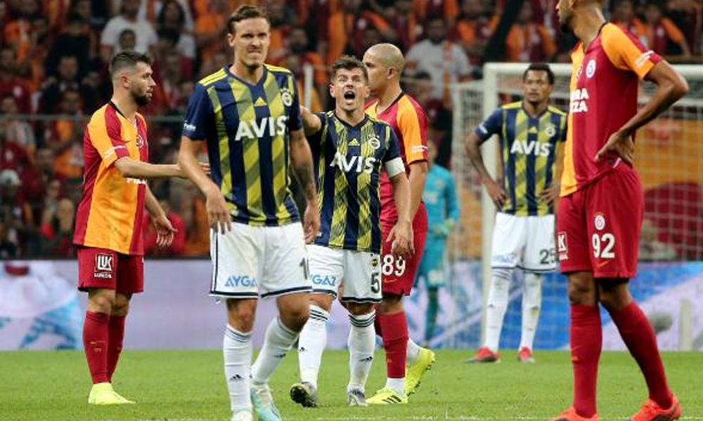 Fenerbahçeli oyunculardan beraberlik yorumu