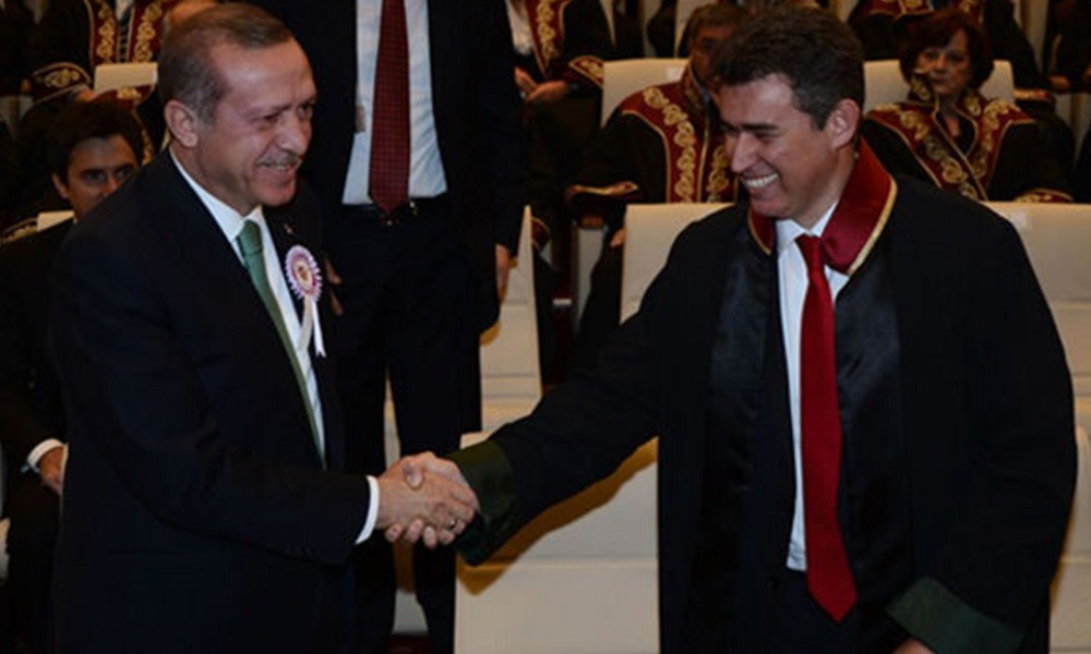'Bölünmüş Baro' itirazına Erdoğan'ın yanıtı: Ben zaten öyle istiyorum