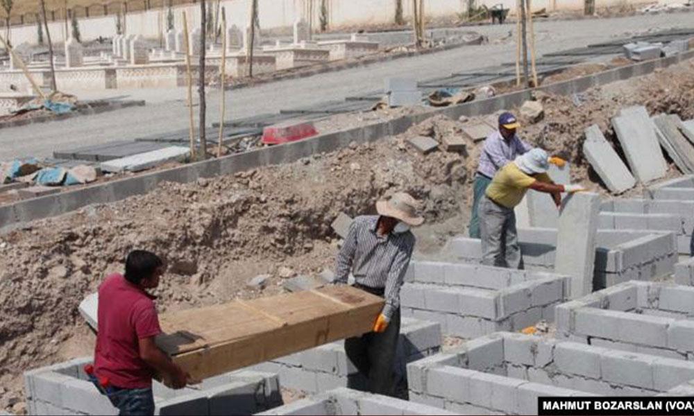 12 bin yıllık Hasankeyf'in mezarları da taşınıyor