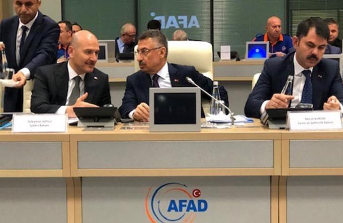Cumhurbaşkanı Yardıncısı Fuat Oktay'dan 'Ekrem İmamoğlu'na davet' açıklaması