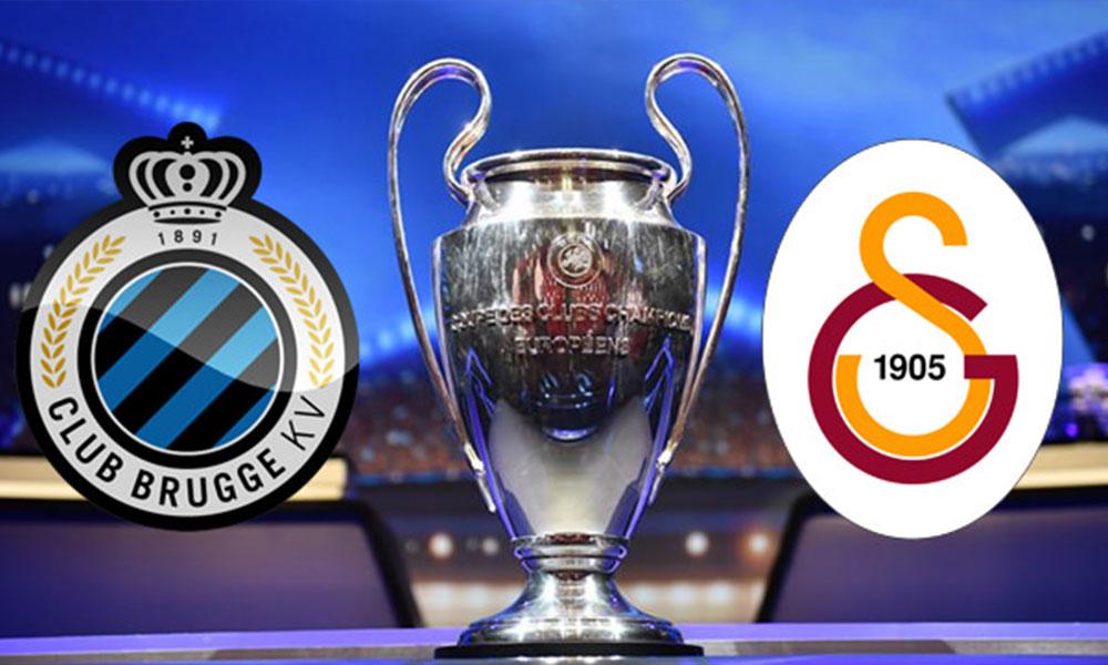 Maçın saati şaşırttı! İşte Club Brugge – Galatasaray maçının detayları…