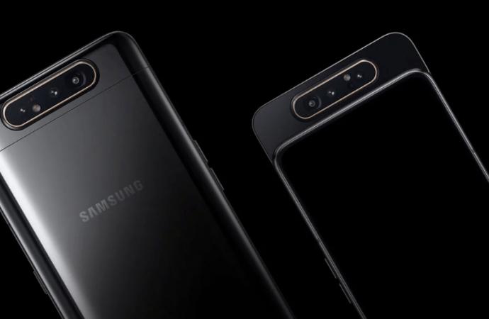 Galaxy A90 5G'nin özellikleri sonunda netleşti