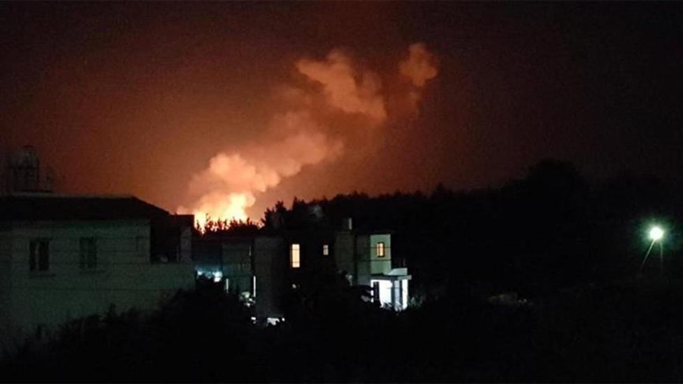KKTC'deki patlamayla ilgili Milli Savunma Bakanlığı'ndan açıklama