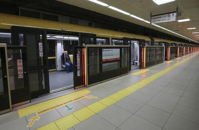 İBB'den metro seferlerine 'Şampiyonlar Ligi' ayarı
