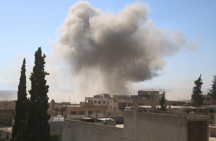 """""""ABD, İdlib'deki 'adamlarını' tahliye etmeye başladı"""""""
