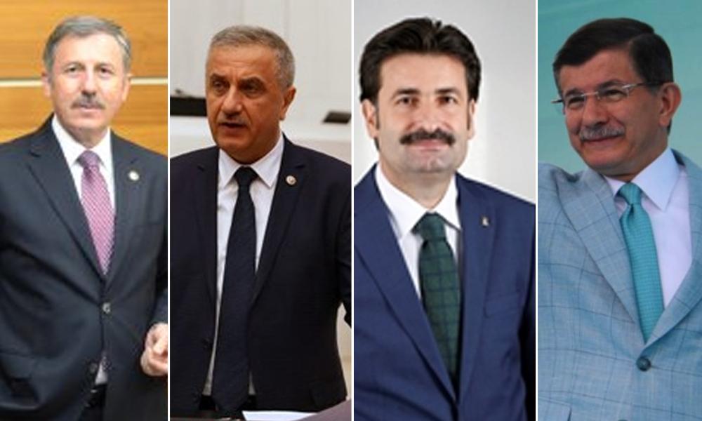 AKP MYK'dan dört isim için ihraç kararı