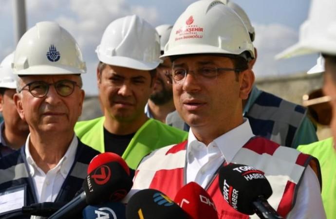 İmamoğlu tarih verdi: Yapımı durdurulan Ümraniye- Göztepe metro hattı inşaatı yeniden başlıyor